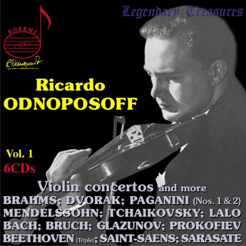 Odnoposoff Vol.1 Geneve Music Box