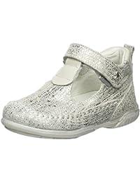 Easy Peasy Bobotte Uni, Zapatillas de Estar por Casa para Bebés, Plateado (058 Silver), 24 EU