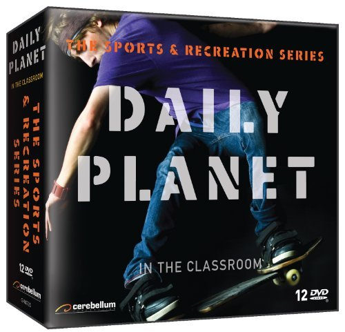 Daily Planet in the Classroom: Sports & Recreation Super Pack by Exploration Productions Inc.