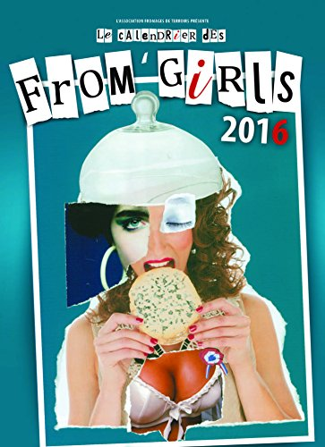 LE CALENDRIER DES FROM' GIRLS 2016