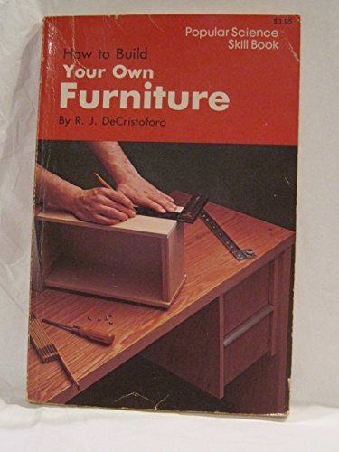 How to Build Your Own Furniture by Amateurs' manuals (29-May-1905) Paperback