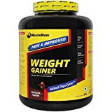 MuscleBlaze Weight Gainer - 3 kg (Chocolate)