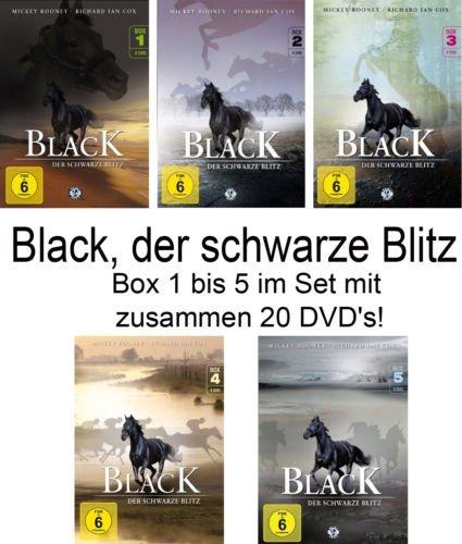Box 1-5 (20 DVDs)