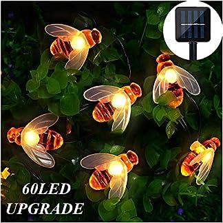 Bteng-Solar-String-Lights-Outdoor-36ft-60led-Crystal-Ball-Solar-Lights-Solar-Powered-Fairy-Lighting-Waterproof-for-Garden-Home-Landscape-Holiday-Decorations