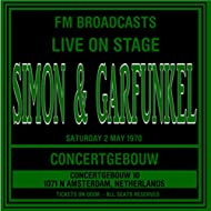 Live On Stage FM Broadcast - Concerrtgebouw 2nd May 1970