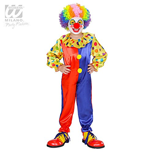 (Clown Costume for Circus Clowns And Fun Fairs Fancy Dress Up Outfits)