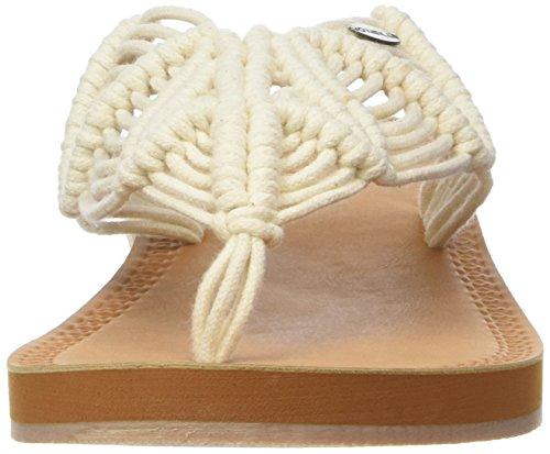 O'Neill Fw Crochet, Bride cheville femme Blanc (Powder Whi)
