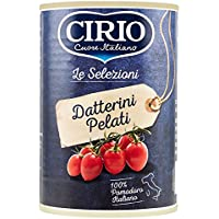 Cirio Datterini Pelati, Più Dolci e Gustosi - 400 gr