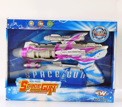 Space Gun mit Sound