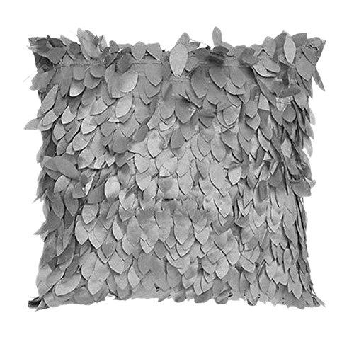 Weimi Vintage Decorative Cushion Cover Sofa Cushion Cover Polyester Decorative Cushion 41x41cm