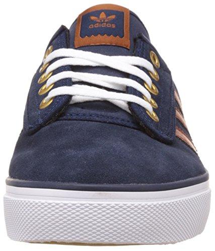 adidas Kiel, Chaussures de Skate Homme Bleu (Maruni / Nocolo / Ftwbla)