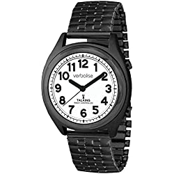 Verbalise Talking Radio Controlled Watch BK931