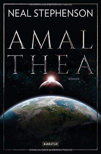 Buchseite und Rezensionen zu 'Amalthea: Roman' von Neal Stephenson