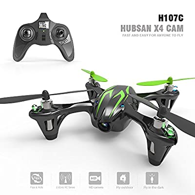 Hubsan H122D X4 STORM Racer Drone 720P Camera 2.4Ghz RC Quadcopter 360 Flips 5.8Ghz FPV Goggles With HT015 Transmitter