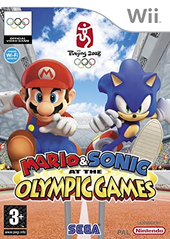 Mario & Sonic at the Olympic Games (Wii)