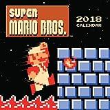 Super Mario Bros 2018 Calendar