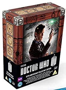 Doctor Who - 50th Anniversary Collector's Edition [Blu-ray]