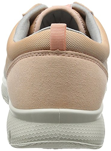 Hotter Damen Stellar Sneaker Orange (Peach Multi)