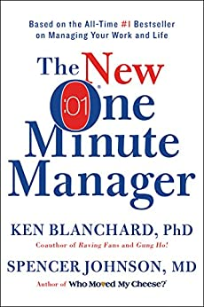 The New One Minute Manager (English Edition) de [Blanchard, Ken, Johnson, Spencer]