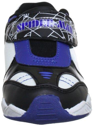 Spiderman Sf300178, Baskets mode garçon Multicolore (Bk/Bk/Wh/Cb 071)