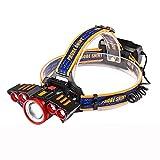 Die besten Wiederaufladbare Headlamps - Scheinwerfer, Probe Shiny 1x XM-L T6 LED + Bewertungen