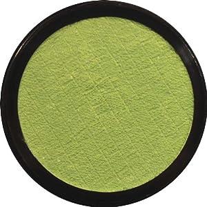 Eulenspiegel - Maquillaje Profesional Aqua, 12 ml / 18 g, Color Brillo perlino Verde Bruja (130421)