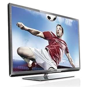 "Philips 46PFL5507H TV LCD 46"" (117 cm) LED HDTV 1080p 400 Hz 3D 4 HDMI 3 USB Classe: A+"