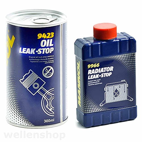 Motoröl Verlust Stop Motordicht + Kühler Dichtmittel 625ml (Kühler Motor)