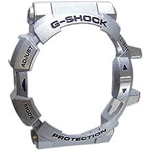 Casio G-Shock Bezel Silbergrau Gehäuseteil Lünette für GBA-400 10488604