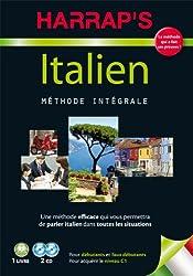 Harrap's Méthode Intégrale italien 2CD + livre