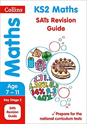 KS2 Maths SATs Revision Guide: 2019 tests (Collins KS2 SATs Practice) from Collins