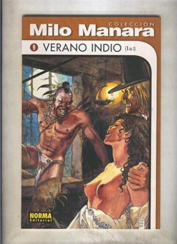 Coleccion Manara B/N numero 09: Verano Indio numero 1