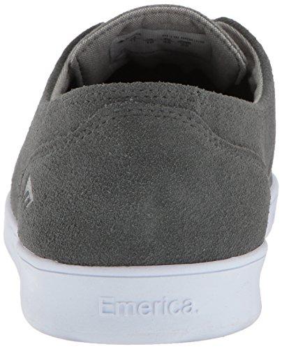 Emerica The Romero Laced, Herren Skateboardschuhe Stone