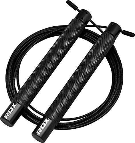 Rdx Adjustable Steel – Skipping Ropes