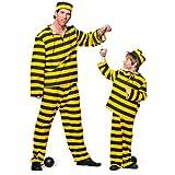 Deguisement Prisonnier Taille - 50