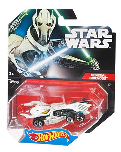 Mattel Hot Wheels Star Wars Character Car