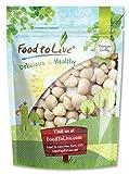 Food to Live Macadamia-Nüsse (Roh) (8 Unzen)