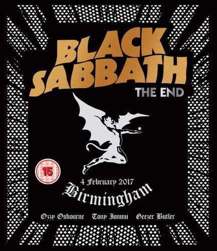 The End (Live in Birmingham) [Blu-ray] (Live-leaf)