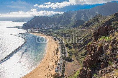 Impresión de DRUCK-SHOP24Deseos Diseño: San Andres, Tenerife, España # 73198432–Imagen Sobre Lienzo, Foto de Póster, Placa de Aluminio Dibond, Cristal acrílico, Forex, Adhesive de Pantalla