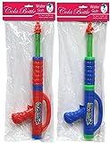 2 x Cola-Wasser Kämpft Blaster Soaker Superpistole Passt Schraubdeckel-Flaschen [Spielzeug] An
