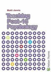 Teaching Post-16 Psychology