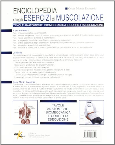 Zoom IMG-1 enciclopedia degli esercizi di muscolazione