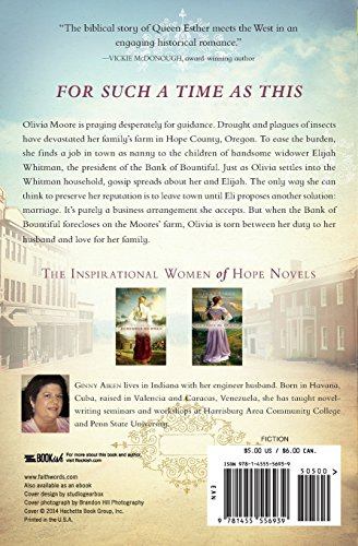 For Such a Time as This: Number 1 in series (Women of Hope)