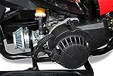 Miniquad Kinder Cobra ATV  rot / schwarz - 6