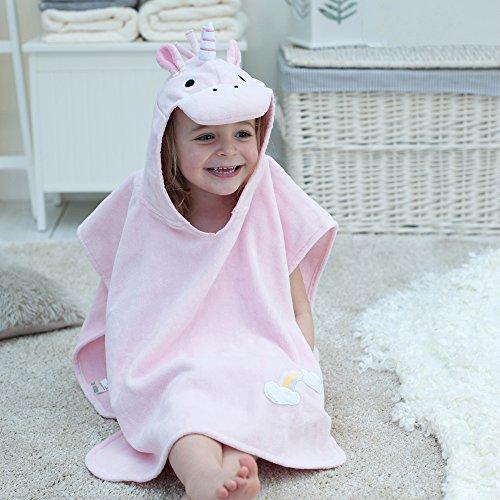 Bain-Lapins-enfants-Licorne-Serviette-poncho-pour-filles-gs-de-13-ans-pour-la-plage-de-bain-temps-et-temps