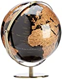 Globe Collection Globe, 30 cm - Black/Copper