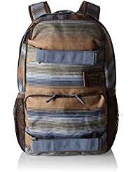 Burton Treble Yell Pack Beach Stripe Print Multicolor UNICA