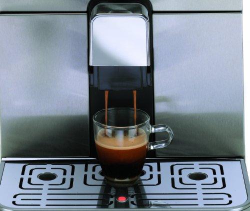 Gaggia Brera RI9305/11 Macchina per il caffè, Nero/Argento