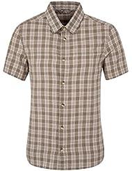 Mountain Warehouse Camisa Weekender para hombre