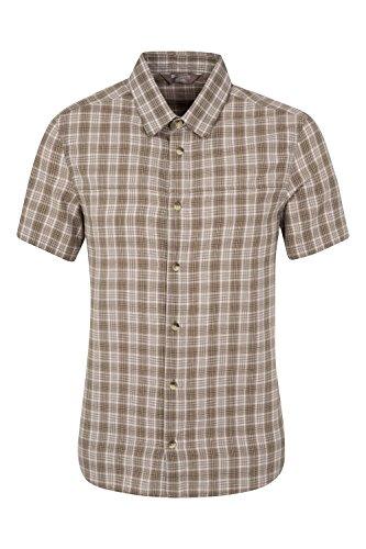 mountain-warehouse-camisa-weekender-para-hombre-verde-xx-large